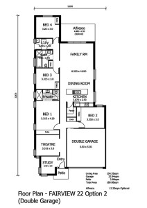 Fairview 22 Double Garage Option 2 - Issue B pdf